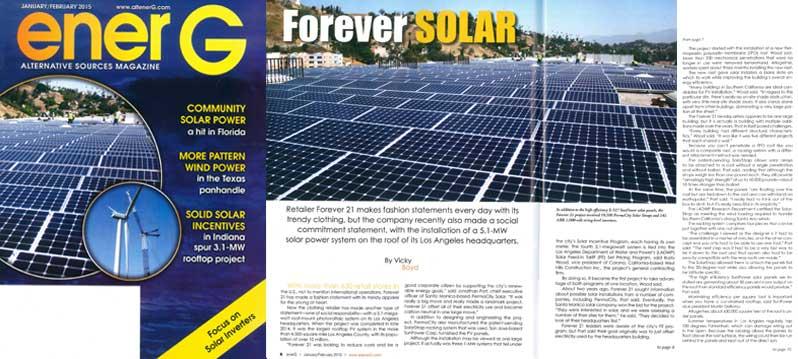 Forever Solar